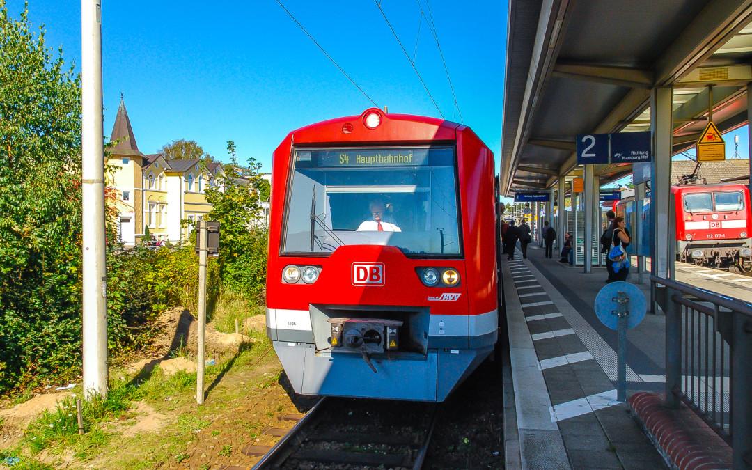 SPD, CDU, Grüne und FDP fordern: S4 nach Bad Oldesloe jetzt wie geplant realisieren
