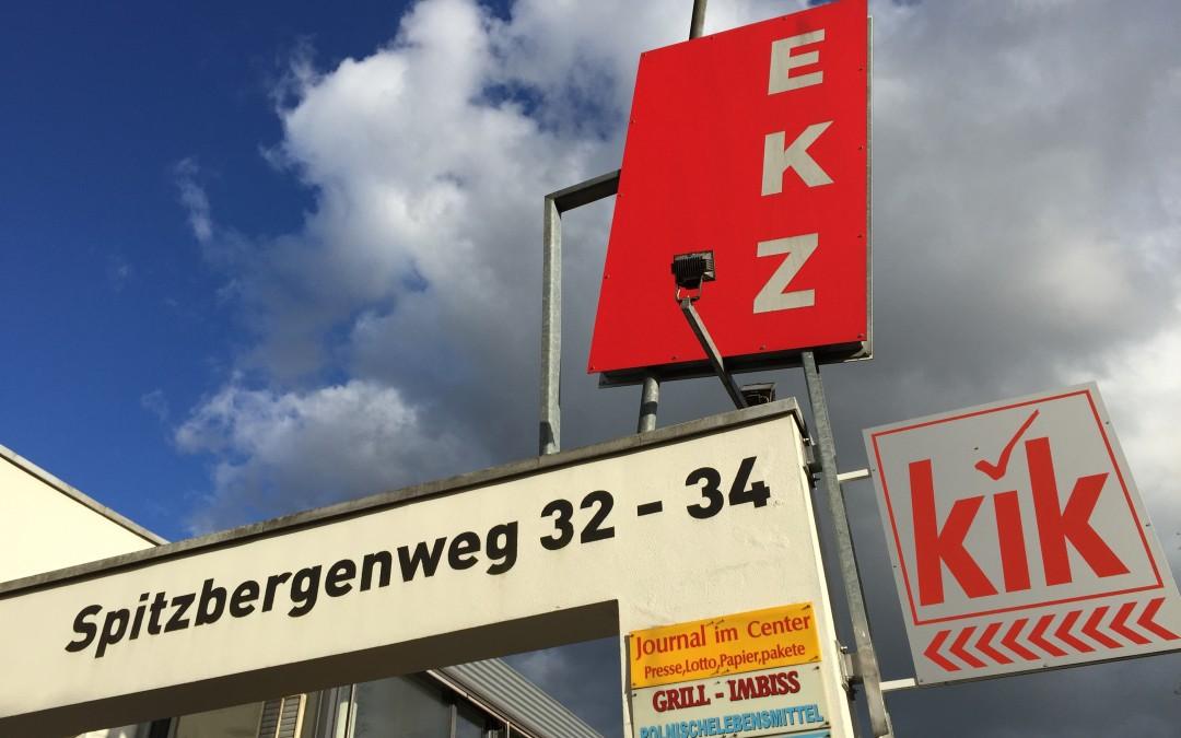 Wie geht es weiter mit dem Nahversorgungszentrum am Spitzbergenweg?