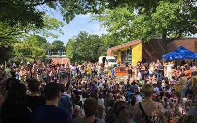 Schule Bekassinenau feierte 60jähriges Jubiläum
