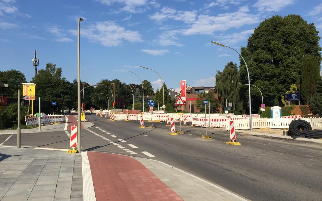 Ausbaubeiträge in Hamburg abgeschafft