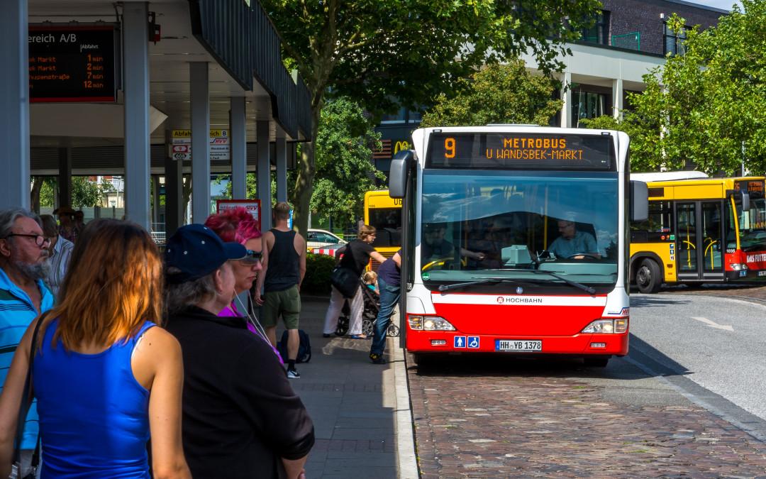 Fahrplanwechsel am 13. Dezember: Viele Verbesserungen für Rahlstedt, Meiendorf und Oldenfelde