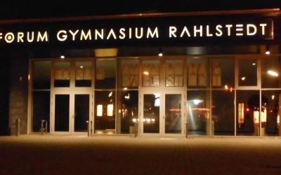 Das Gymnasium Rahlstedt setzt ein Licht in der dunklen Jahreszeit