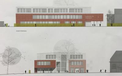 Stadtteil- und Kulturschule Altrahlstedt erhält attraktiven Neubau