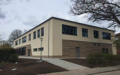 Neubau für Gymnasium und Stadtteilschule Oldenfelde eingeweiht