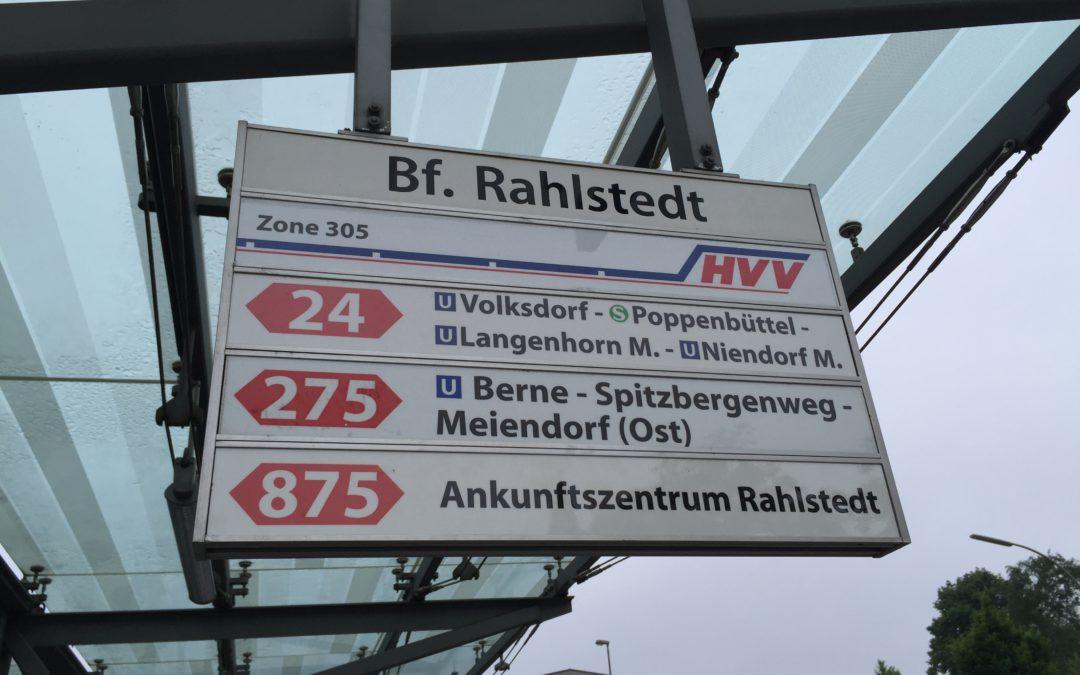 Shuttle-Bus 875 soll auch Besucher des Kundenzentrums Meiendorf mitnehmen