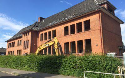 Stadtteil- und Kulturschule Altrahlstedt: Abriss für attraktiven Neubau