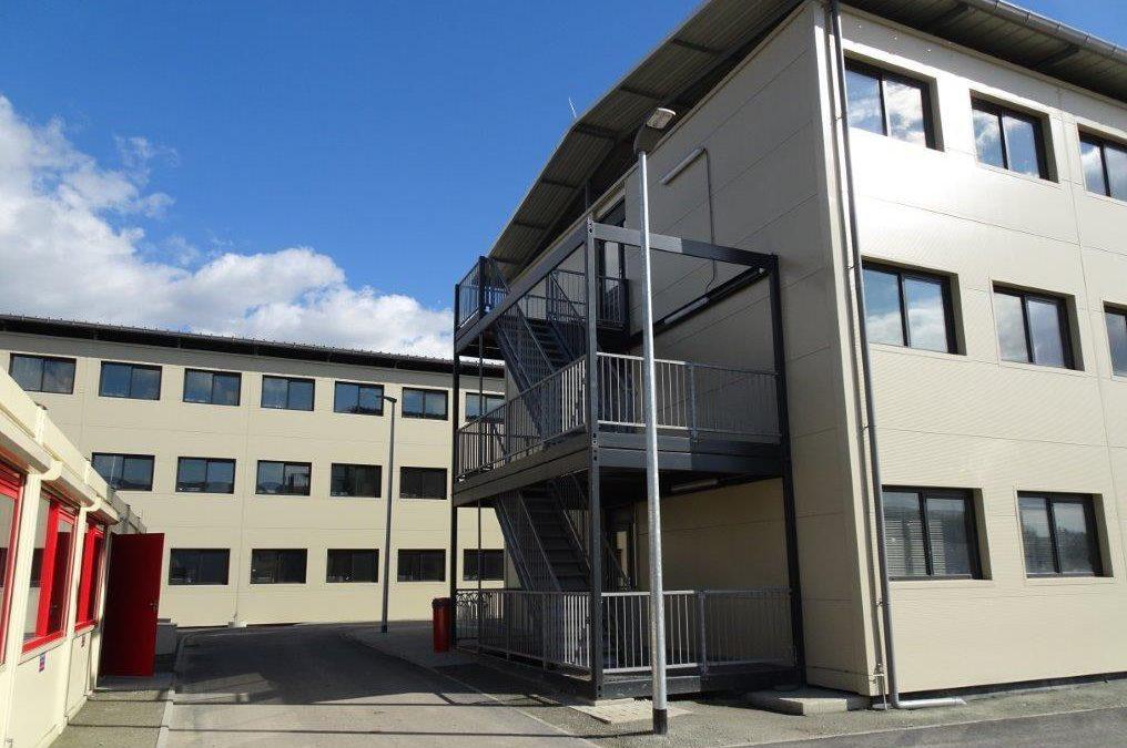 "Wegen Coronavirus: Flüchtlingsunterkunft ""Neuer Höltigbaum"" wieder in Betrieb"