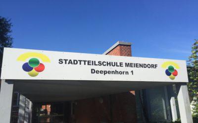 Stadtteilschule Meiendorf erhält weitere Sporthalle