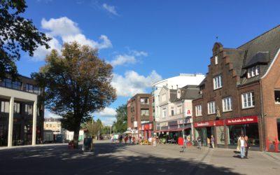 Rahlstedter Bahnhofstraße: Trinkwasserleitung wird erneuert