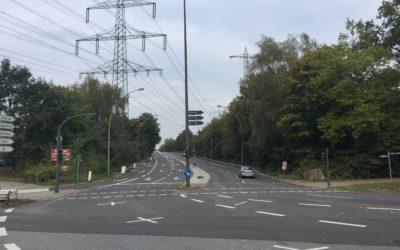 Sanierung der Straße Höltigbaum erfolgreich abgeschlossen