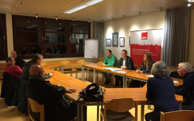 Über meine Bürgersprechstunde in Oldenfelde