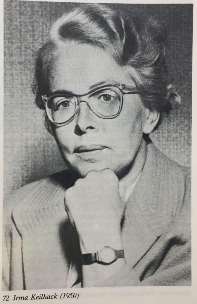 Irma Keilhack
