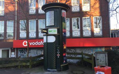 Ortskern Rahlstedt: neue barrierefreie öffentliche Toilette geplant