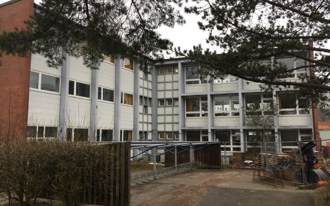 Gymnasium Rahlstedt: Bargheer-Wandgemälde sollen gerettet werden
