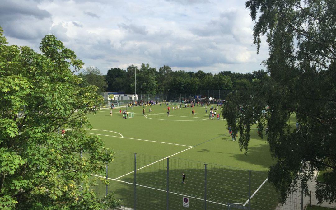 Für moderne Sportanlagen: Hamburg hat bereits 21 Millionen Euro in Rahlstedt investiert