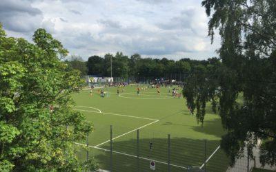 Kompromiss für zweiten Kunstrasenplatz im Sportpark Rahlstedt gefunden