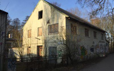 Bürgerschaft will Flächenrecycling vorantreiben: Eine Chance für die alte Lackfabrik?