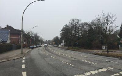 Straßenzug Höltigbaum/Oldenfelder Stieg/Berner Straße wird 2019 saniert