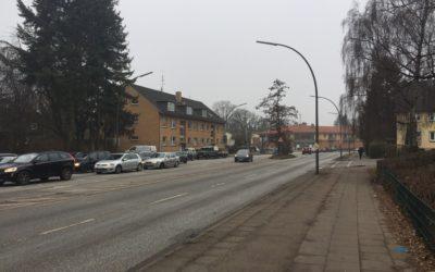 Stadt plant Sanierung des Straßenzugs Höltigbaum, Oldenfelder Stieg, Berner Straße, Fasanenweg, Berner Brücke