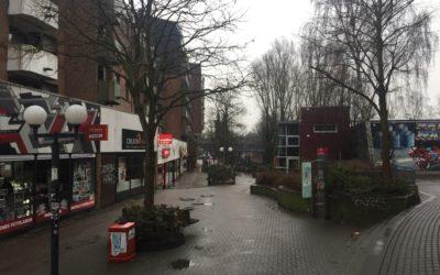 Fußgängerzone Boizenburger Weg/Mecklenburger Straße wird erneuert
