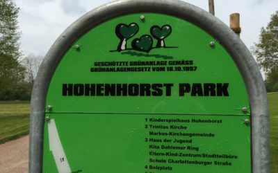 Ab Mitte Februar 2017: Bewegungsangebote für Erwachsene im Hohenhorst-Park