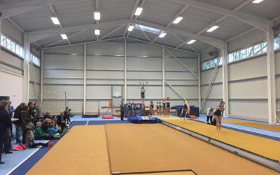 Neue AMTV-Sporthalle in Großlohe eingeweiht