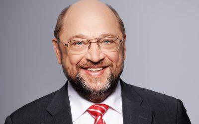 In unserer Nachbarschaft: Martin Schulz kommt nach Ahrensburg