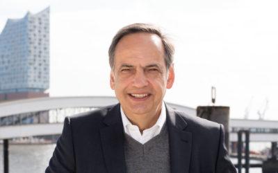 75. Oldenfelder Frühschoppen mit Hamburgs Europaabgeordnetem Knut Fleckenstein