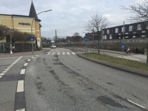 Doberaner Weg in Hamburg-Rahlstedt