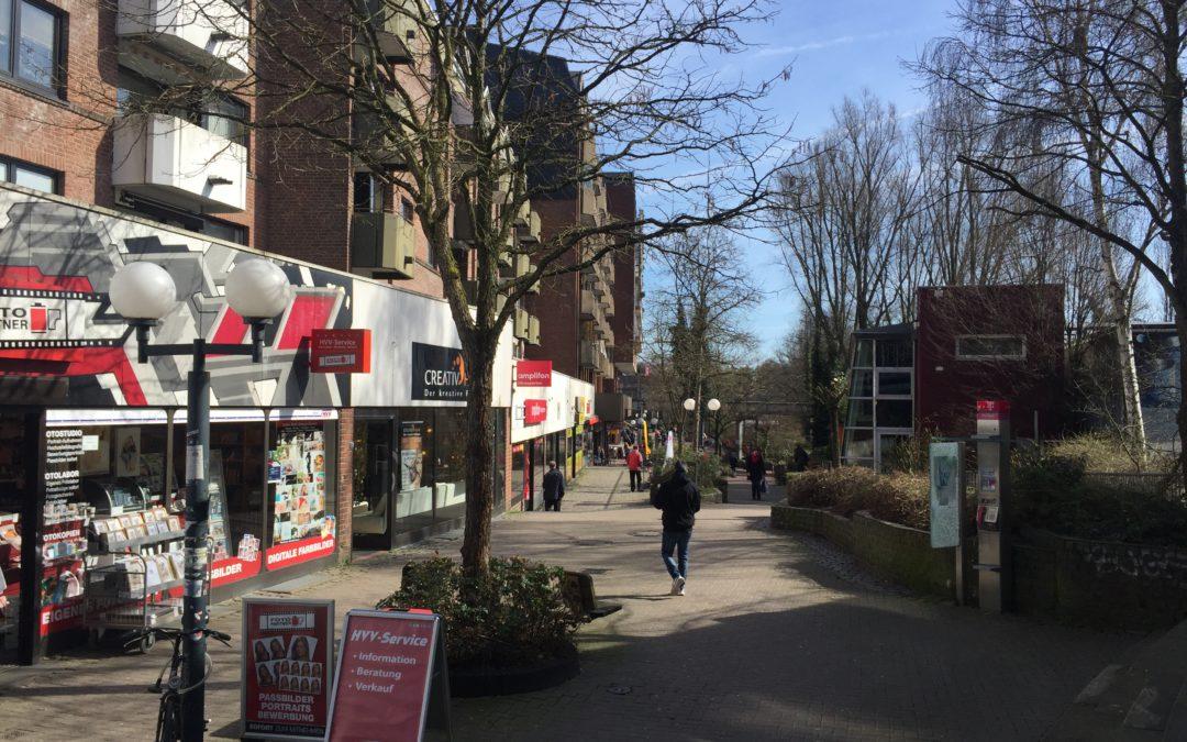 Umgestaltung Boizenburger Weg und Mecklenburger Straße: Planungsentwurf liegt vor