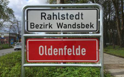 Wo liegen eigentlich Alt-Rahlstedt, Neu-Rahlstedt, Meiendorf und Oldenfelde?