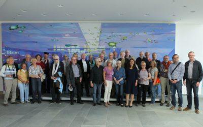 Rahlstedterinnen und Rahlstedter zu Besuch im Bundeskanzleramt