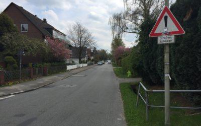 Planung für Grundinstandsetzung der Straße Am Friedhof beginnt