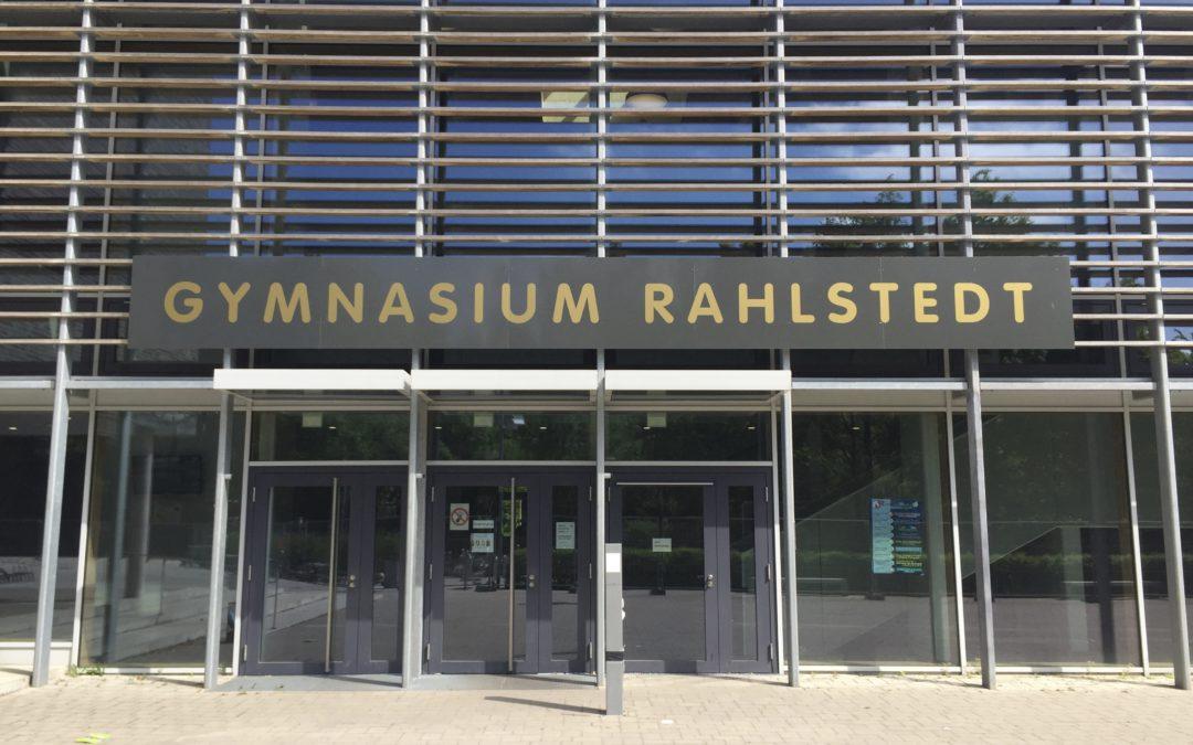 Gymnasium Rahlstedt: Bargheer-Wandgemälde wurden gerettet