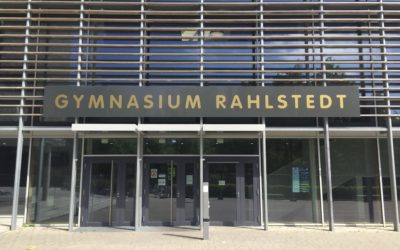 Gymnasium Rahlstedt: Bargheer-Wandgemälde werden gerettet