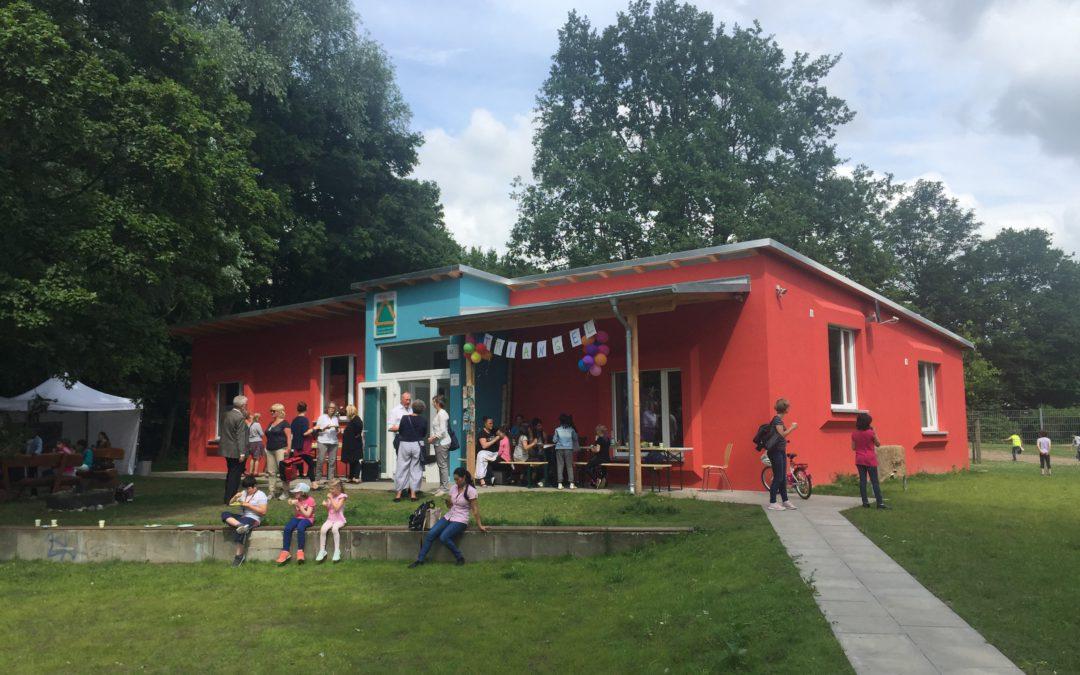 Triangel Jugendtreff Hohenhorst wurde feierlich eingeweiht!