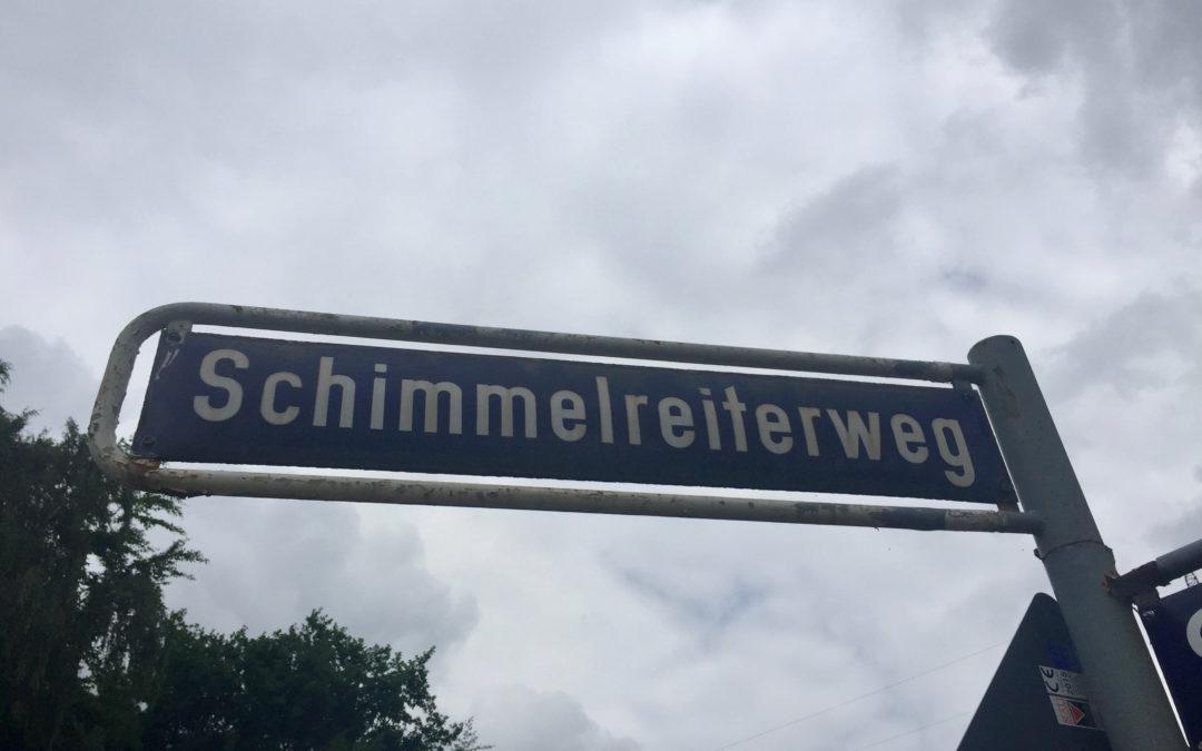 Schimmelreiterweg in Rahlstedt-Ost