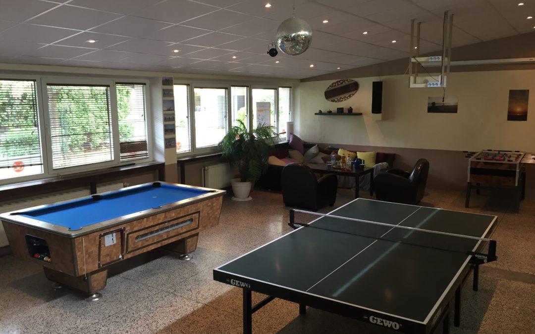 Zu Besuch im Jugendtreff Oldenfelde