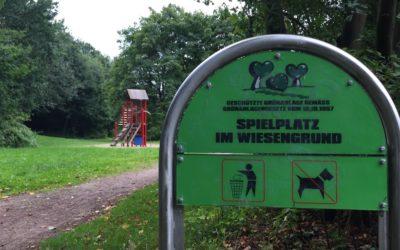 Spielplatz Im Wiesengrund: Aktuelle Planung wird am 7. November vorgestellt