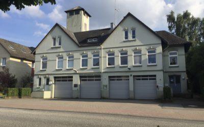 Neubau für die FF Rahlstedt,  zusätzliche Rettungswache im Stadtteil