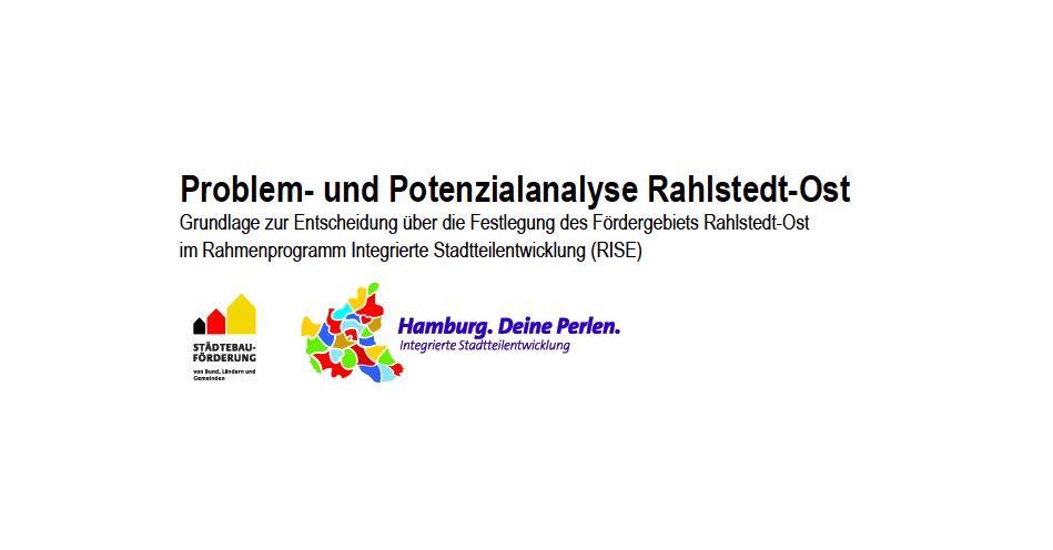 Problem- und Potenzialanalyse für Rahlstedt-Ost liegt vor