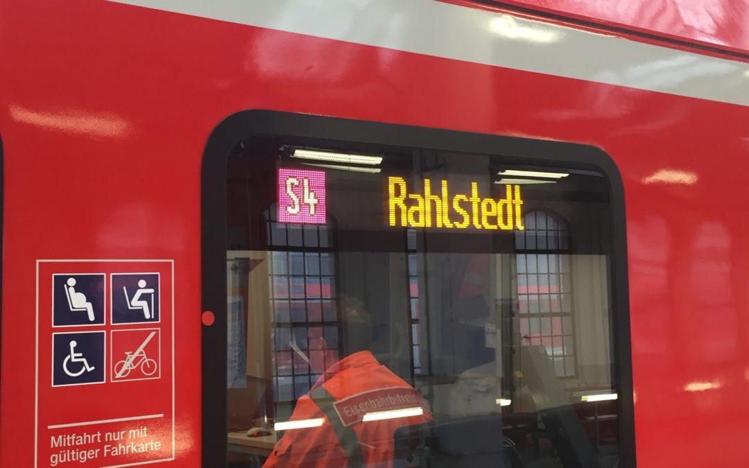 Bau der S4 nach Rahlstedt rückt immer näher