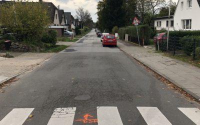 Neue Asphaltdeckschicht für die Straße Am Friedhof: Termin verschoben