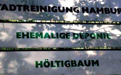Mülldeponie Höltigbaum liefert Strom für 180 Haushalte