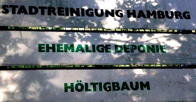 Ehemalige Deponie Höltigbaum der Stadtreinigung Hamburg