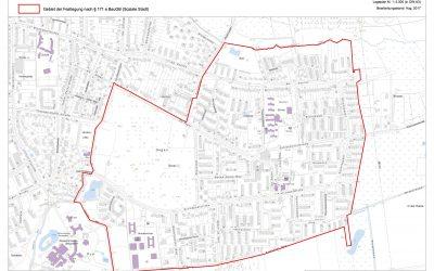 RISE-Gebiet Rahlstedt-Ost erhält einen Stadtteilbeirat