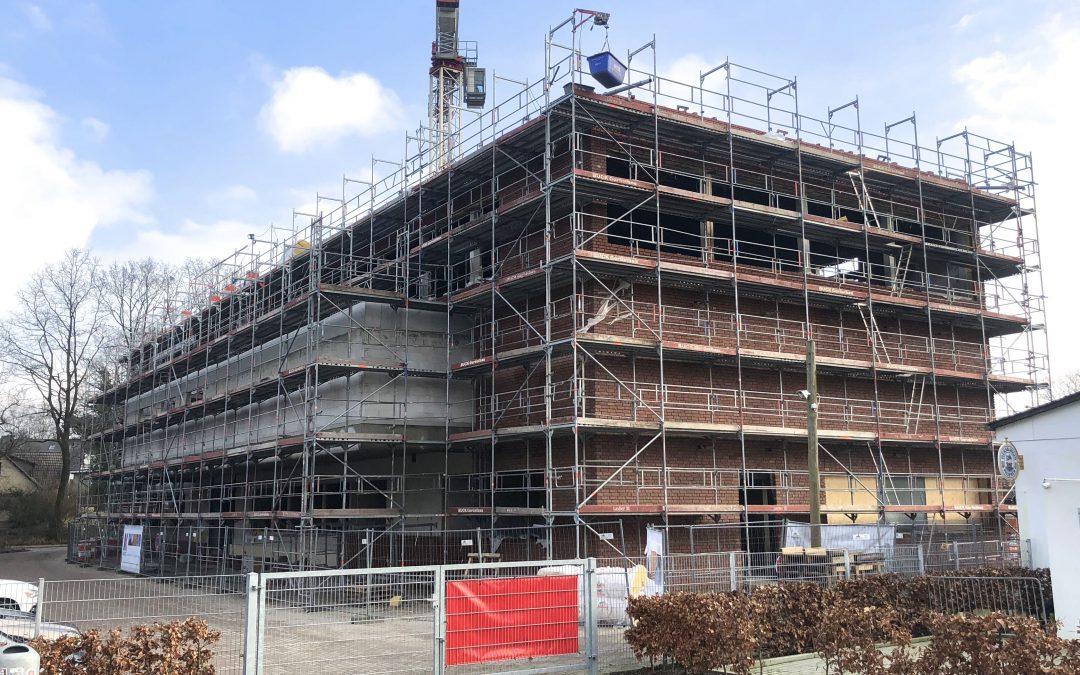 Stadtteilschule Meiendorf: Richtfest für Neubau mit integrierter Sporthalle