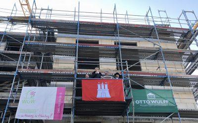 2020 wurden in Rahlstedt, Oldenfelde und Meiendorf 220 neue Wohnungen gebaut