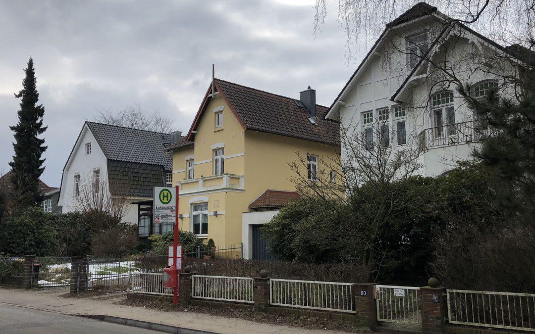 Informationsveranstaltung zum Erhalt wertvoller historischer Baustruktur in Alt-Rahlstedt