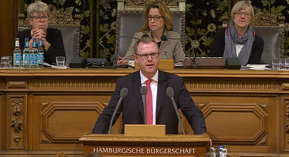 Neue Aufgabe: Buschhüter zum Parlamentarischen Geschäftsführer gewählt